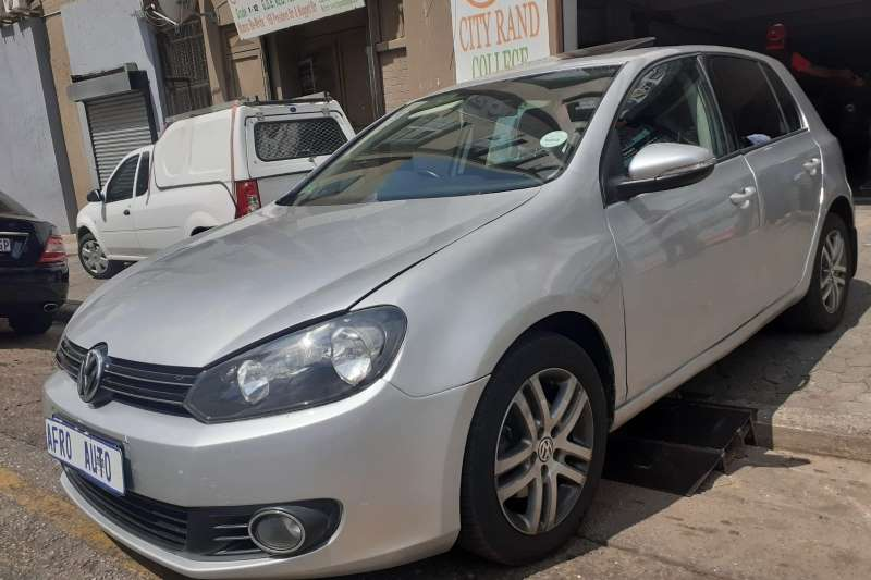 Used 2012 VW Golf 1.6 Comfortline