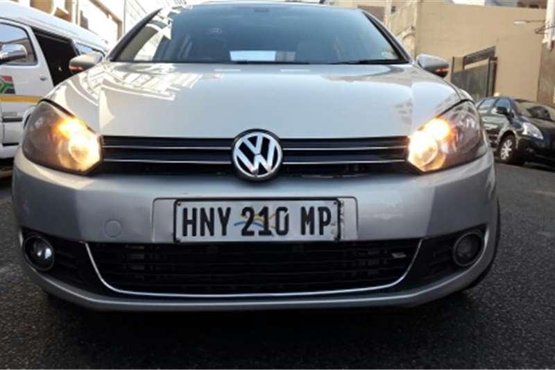 VW Golf 1.6 Comfortline 2013