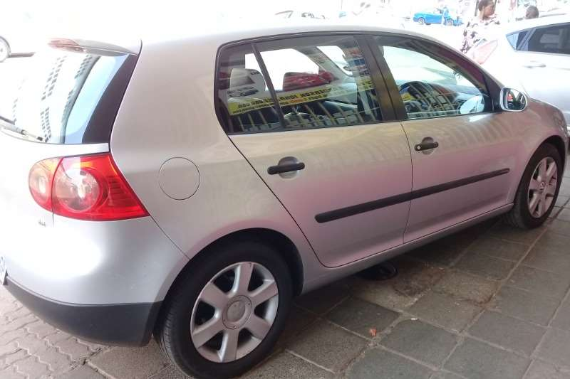 VW Golf 1.6 Comfortline Automatic 2006