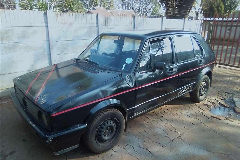 VW Golf 1.6 Trendline 1987