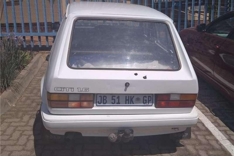 VW Golf 1.6 Trendline 1991