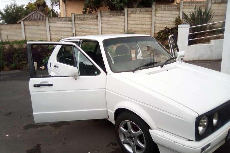 VW Golf 1.6 Trendline 1994