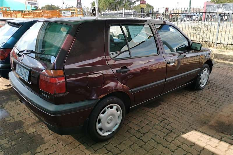 VW Golf 1.6 Trendline 1996