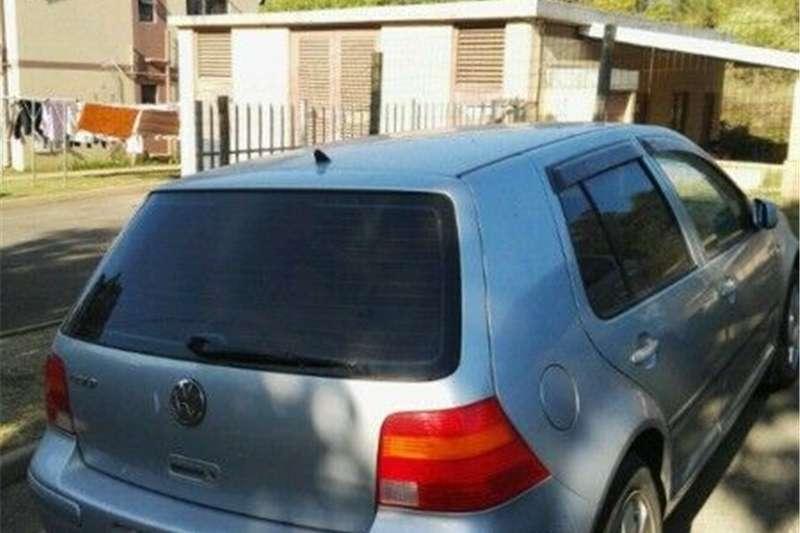 VW Golf 1.6 Trendline 2001