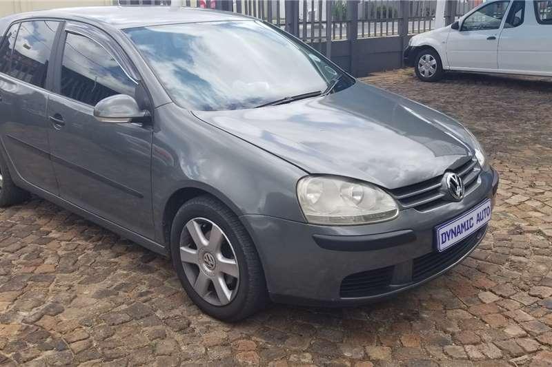 VW Golf 1.6 Trendline 2004