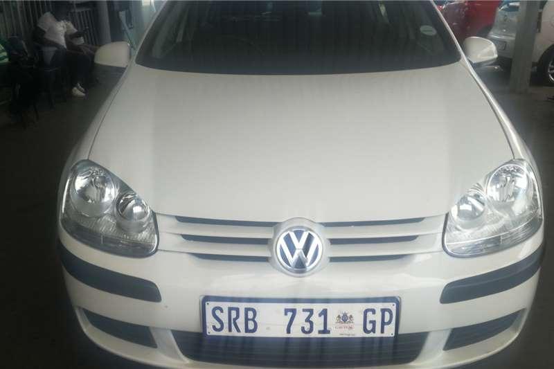 VW Golf 1.6 Trendline 2007