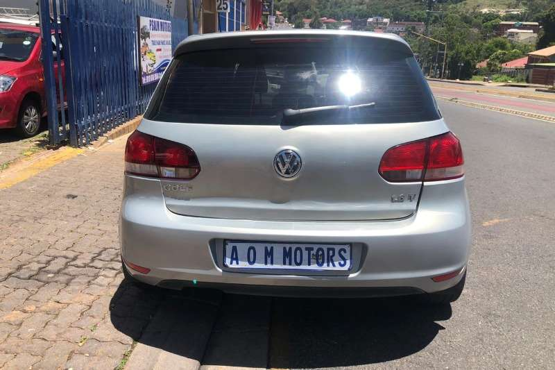 VW Golf 1.6 Trendline 2010