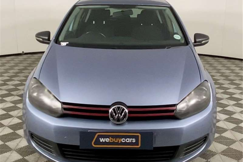 2010 VW Golf Golf 1.6 Trendline