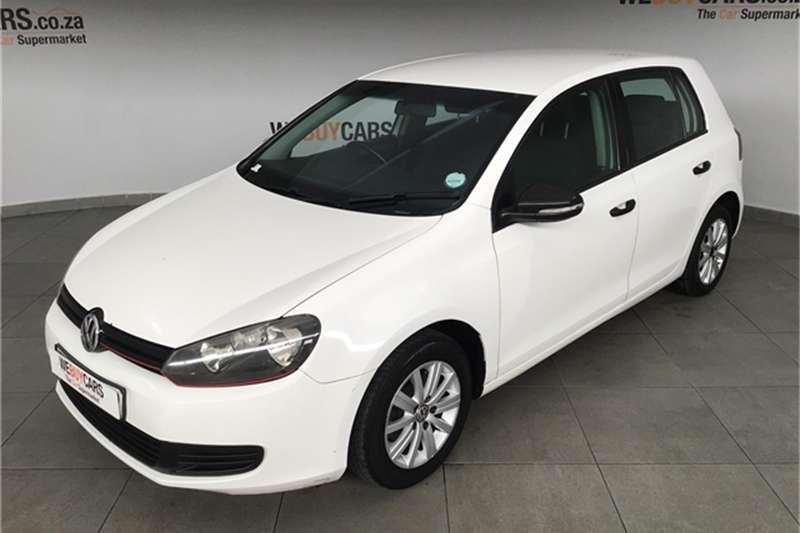 VW Golf 1.6 Trendline 2011