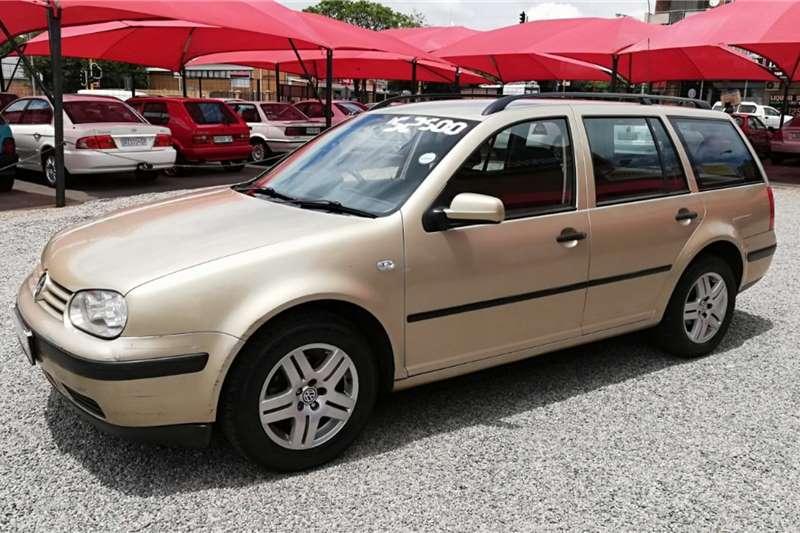 VW Golf 1.6 Trendline estate 2002