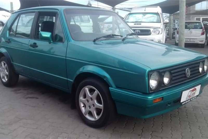 VW Golf 1.6TDI BlueMotion 1997