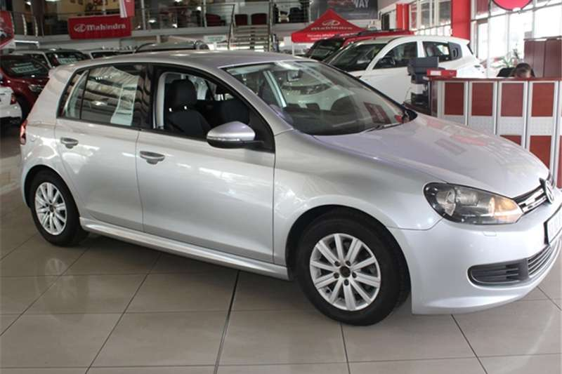 VW Golf 1.6TDI BlueMotion 2011