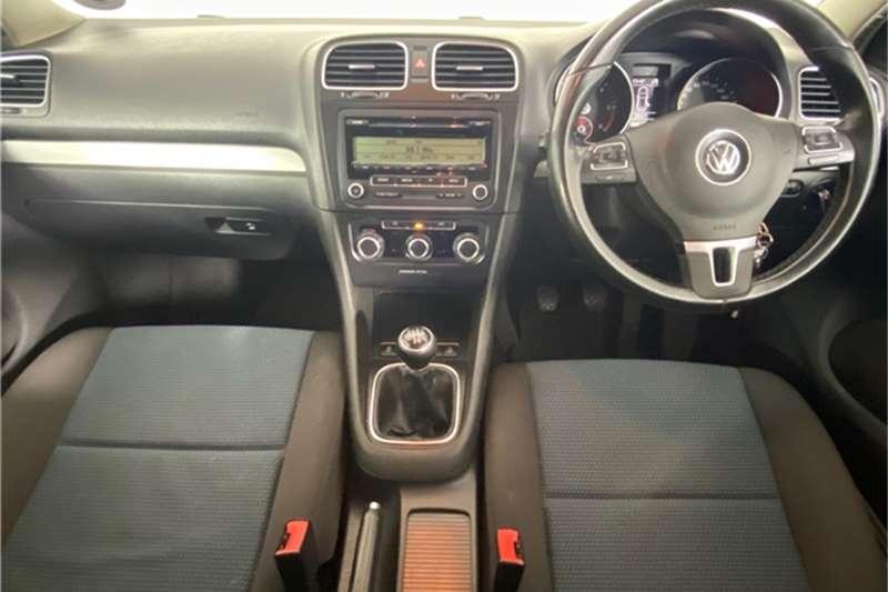 2011 VW Golf Golf 1.6TDI BlueMotion