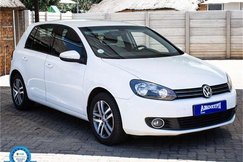 VW Golf 1.6TDI BlueMotion 2012