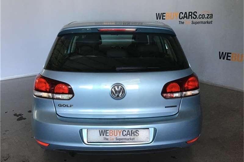 VW Golf 1.6TDI BlueMotion 2012
