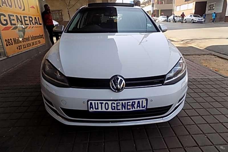 VW Golf 1.6TDI BlueMotion 2015