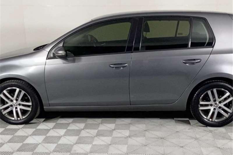 2009 VW Golf Golf 1.6TDI Comfortline