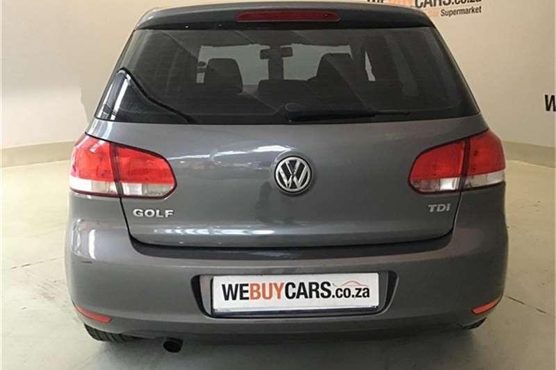 VW Golf 1.6TDI Comfortline 2010