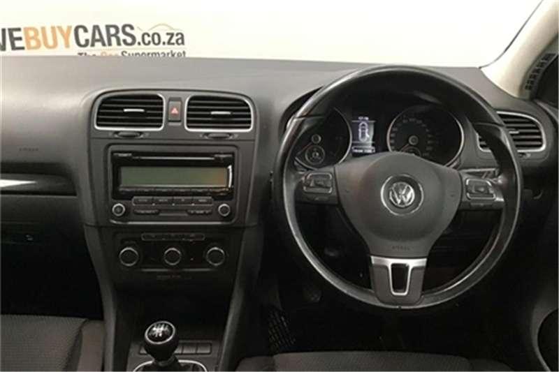 VW Golf 1.6TDI Comfortline 2011