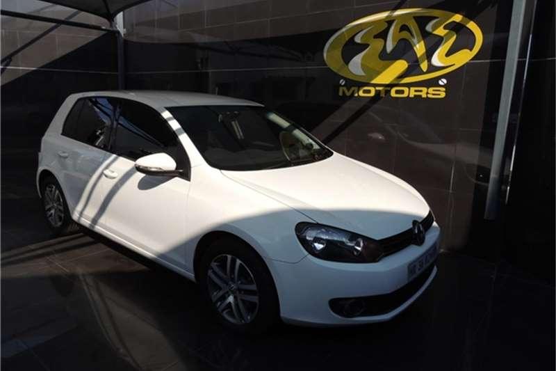 VW Golf 1.6TDI Comfortline 2012