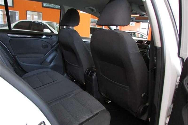 VW Golf 1.6TDI Comfortline DSG 2009