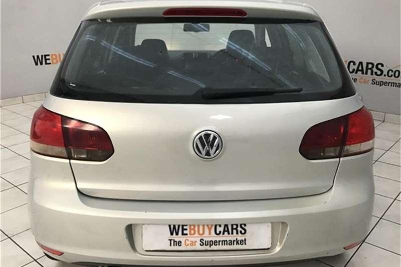VW Golf 1.6TDI Comfortline DSG 2010