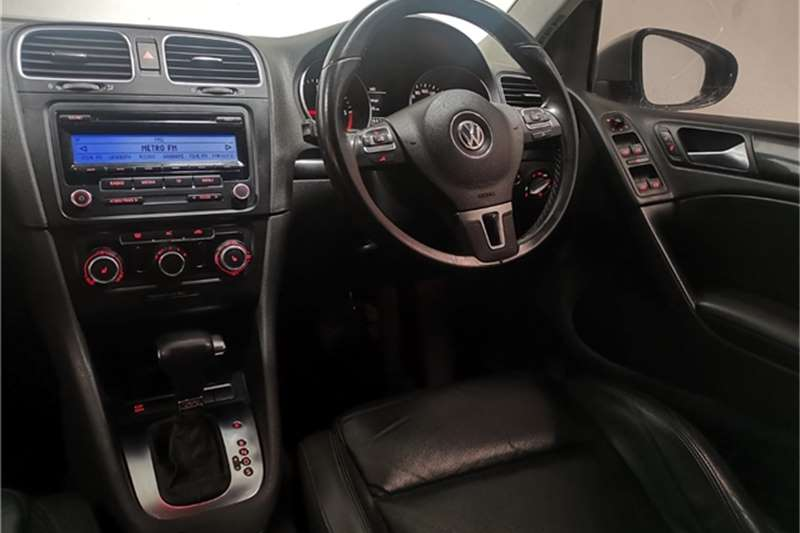 Used 2010 VW Golf 1.6TDI Comfortline DSG