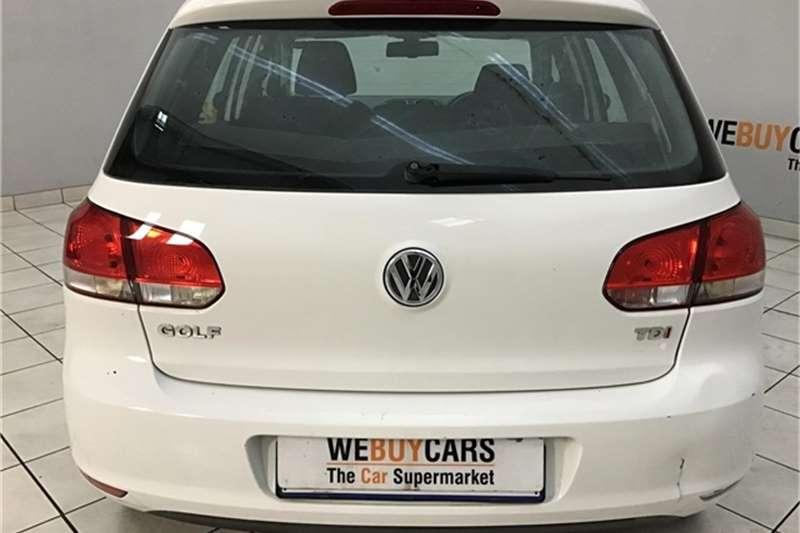 VW Golf 1.6TDI Comfortline DSG 2011