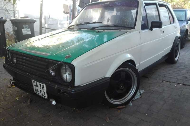VW Golf 1.9TDI Comfortline 1986