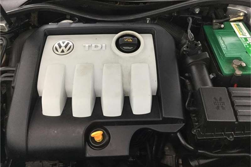 VW Golf 1.9TDI Comfortline 2006