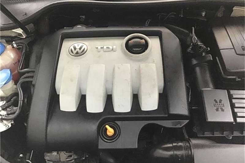 VW Golf 1.9TDI Comfortline 2007