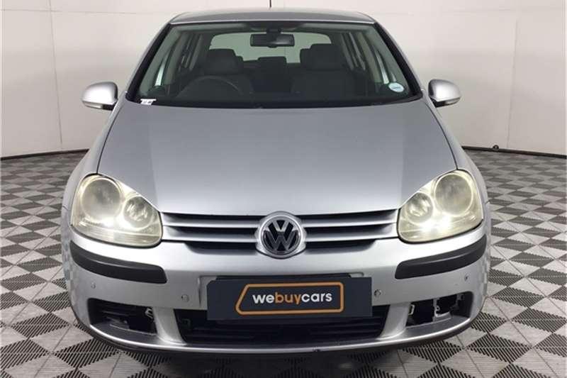 2007 VW Golf Golf 1.9TDI Comfortline