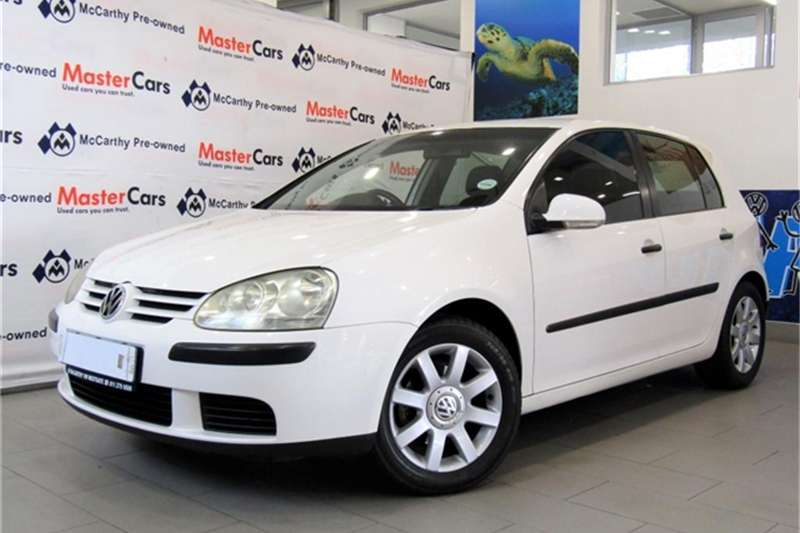 VW Golf 1.9TDI Comfortline 2008