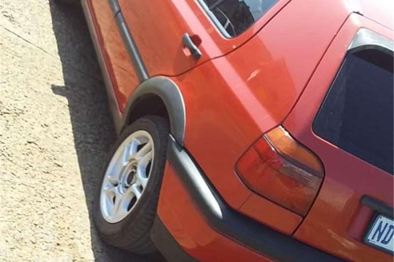 VW Golf 1989