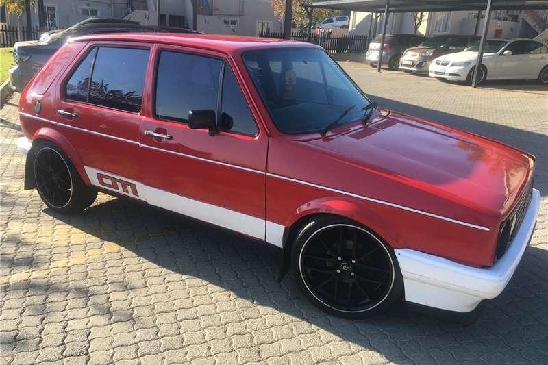 VW Golf 2.0 Comfortline 1989