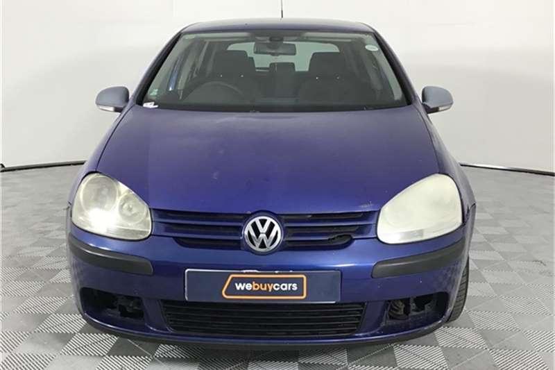 VW Golf 2.0 Comfortline 2005
