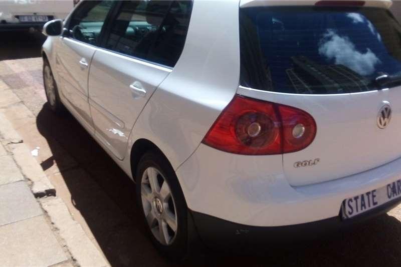 2005 VW Golf Golf 2.0 Comfortline