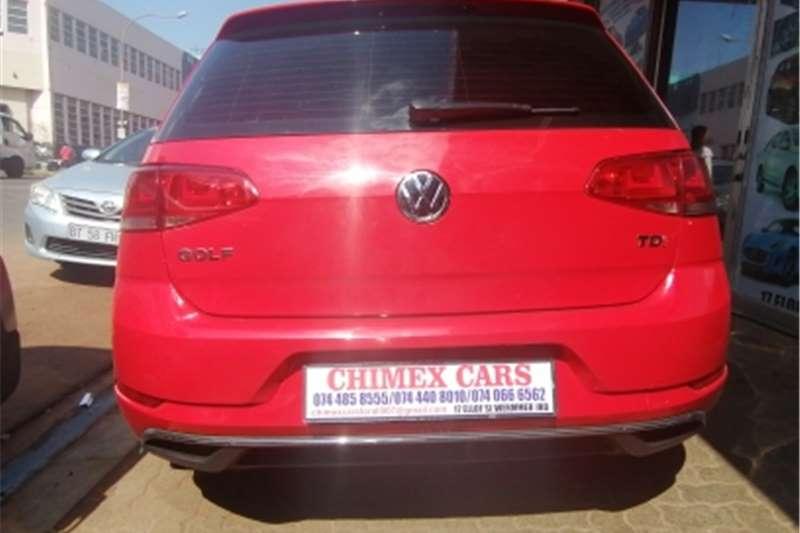 Used 2015 VW Golf 2.0 Comfortline