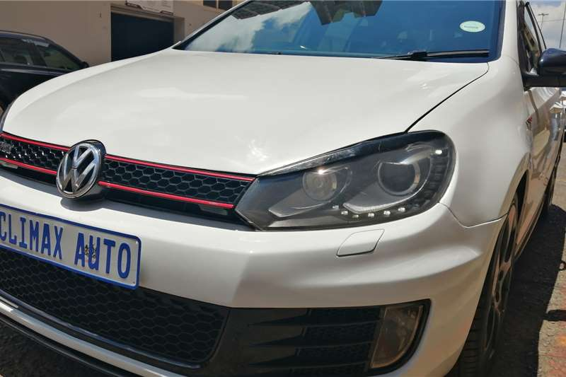 VW Golf 2.0 GTI 2013