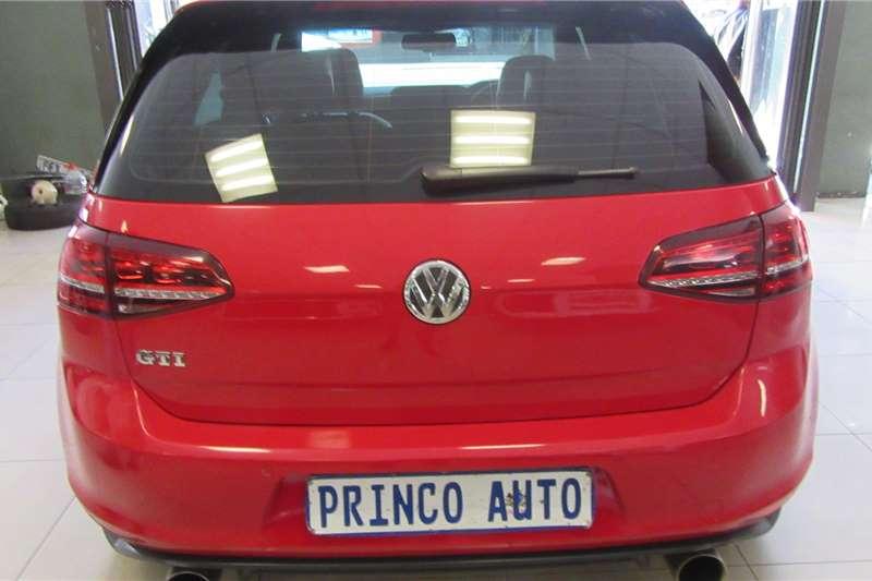 VW Golf 2.0 GTI 2015