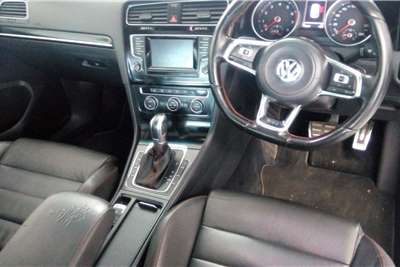 VW Golf 2.0 GTI DSG 2015