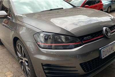VW Golf 2.0 GTI DSG 2016