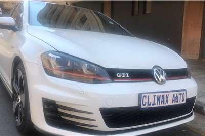 VW Golf 2.0 GTI DSG AUTO 2015