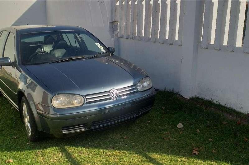 VW Golf 2.0 Trendline 2002