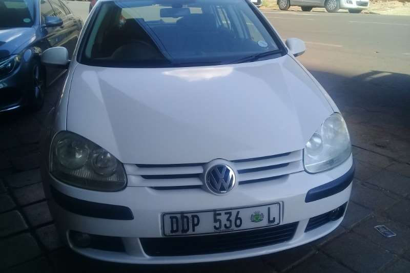 Used 2006 VW Golf 2.0 Trendline
