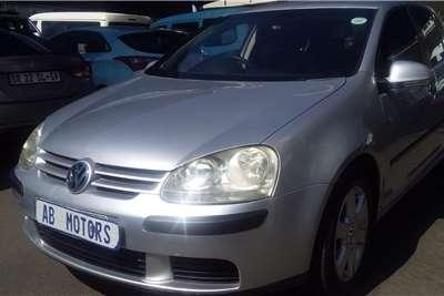 Used 2006 VW Golf 2.0 Trendline