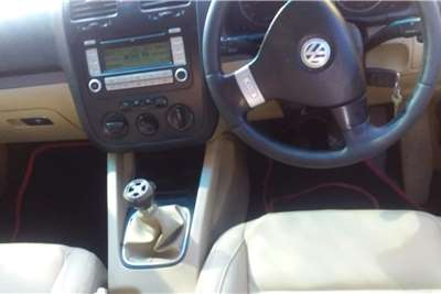 Used 2007 VW Golf 2.0 Trendline