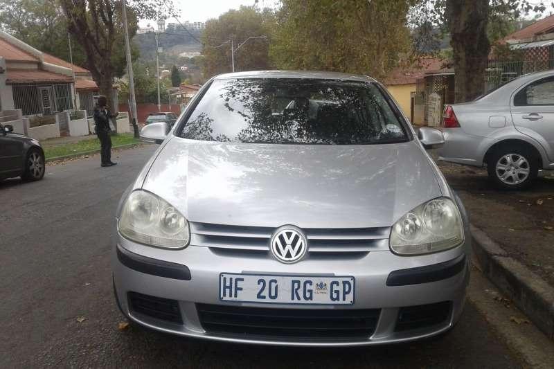 VW Golf 2.0 Trendline 2008