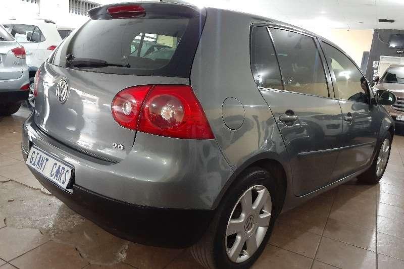 Used 2008 VW Golf 2.0 Trendline