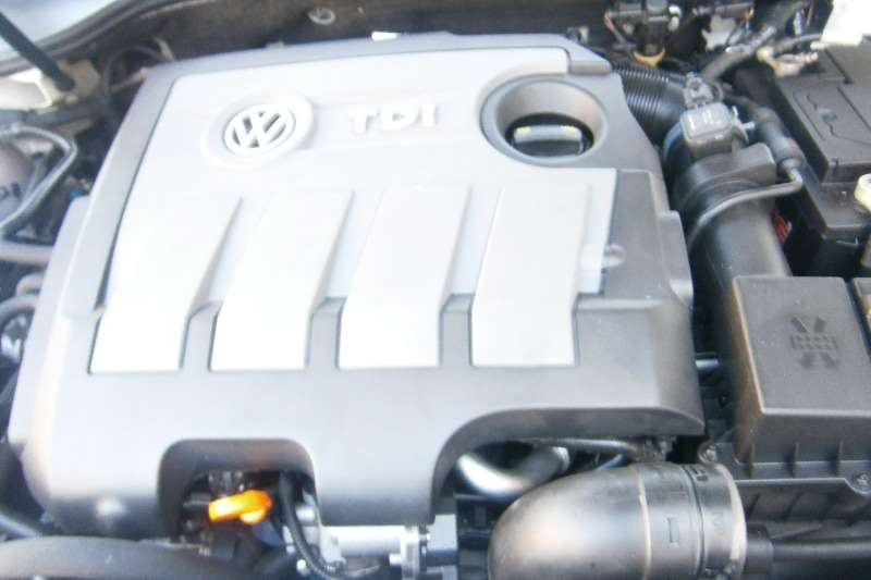 VW Golf 2.0 Trendline 2011
